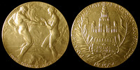 1915 PPIE Award medal struck at the US Mint in Philadelphia