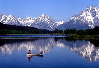 The Canoe Incident at Oxbow Bend