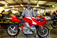 San Jose Motorcycle show  March 27