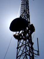 NGIM- LBNL Radio Tower Climbers