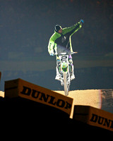 Supercross at the Oakland Coliseum