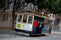 Powell St. Cable Car